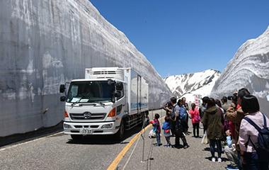 長野の各種観光、貸切バス ラビット観光 | 立山黒部アルペンルート